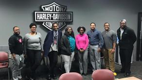 Harley Davidson Tech Talk and Tour