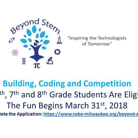 Beyond STEM