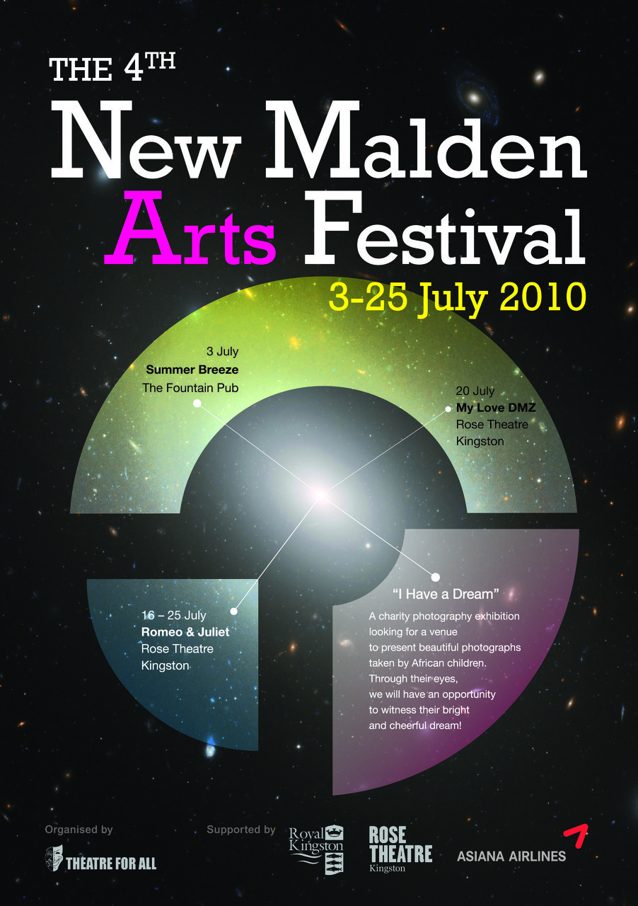 4th New Malden Arts Festival