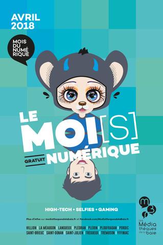 Le mois du numérique, Saint-Brieuc Factory y sera :-)