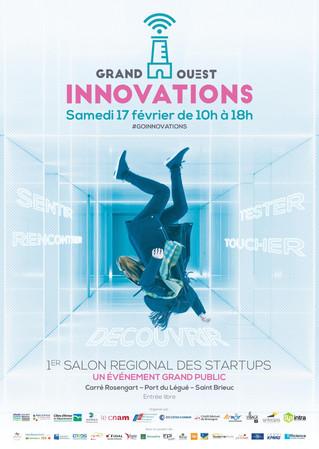 Le Fablab partenaire : Grand Ouest Innovations Samedi 17 Février