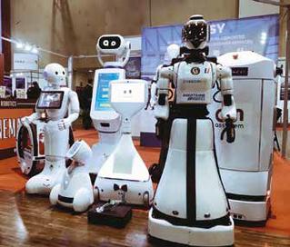 Faut-il avoir peur des robots ? Jeudi 14 décembre 20h30 à Chatelaudren
