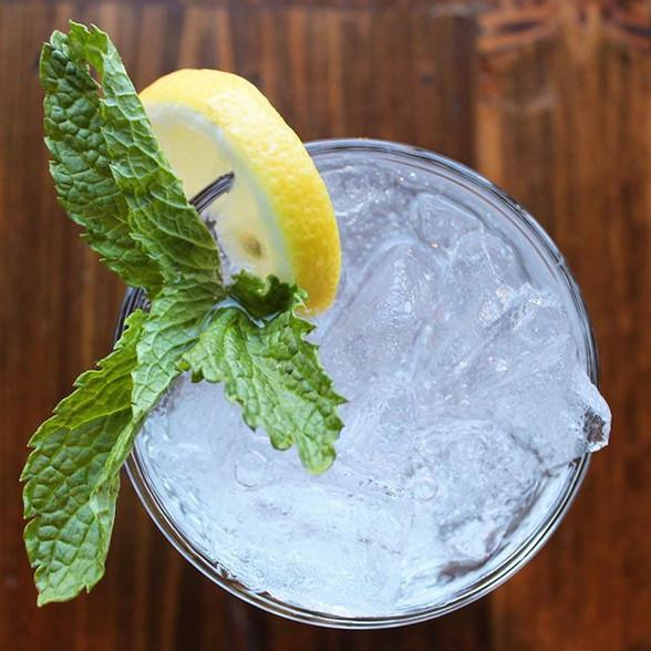 Vodka sodas for Australian Bushfire and
