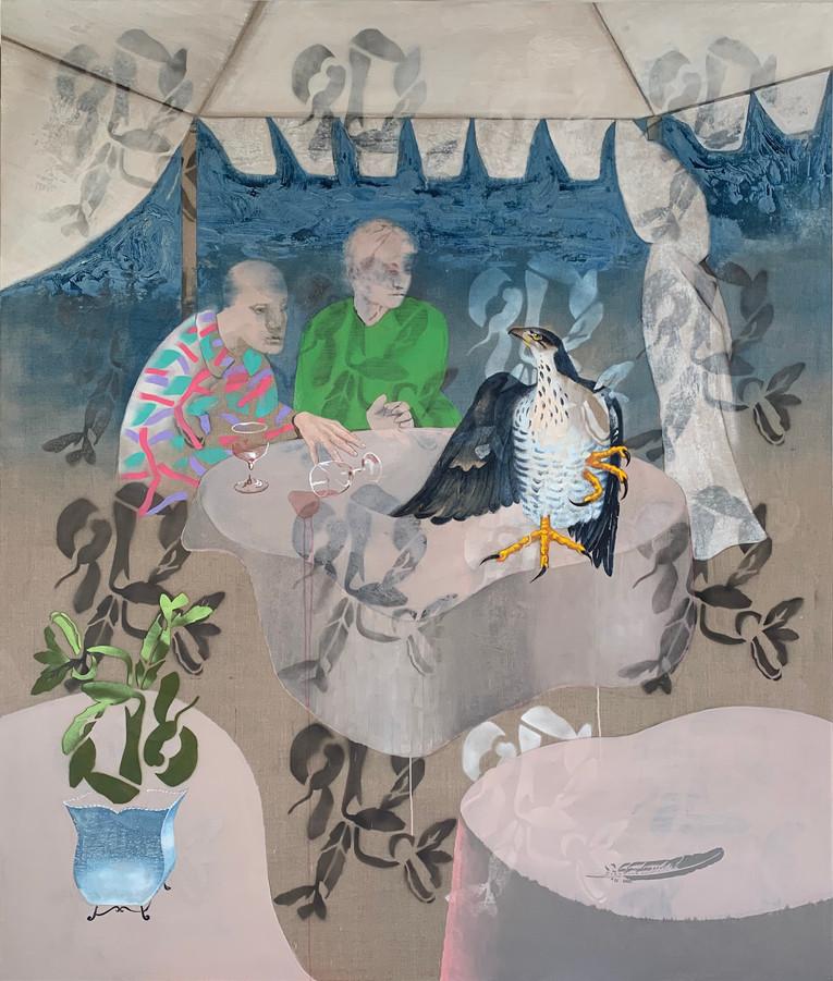 Peregrine, David Eddington