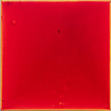 Da Aie Park Red plane 52  16x16 acryl on
