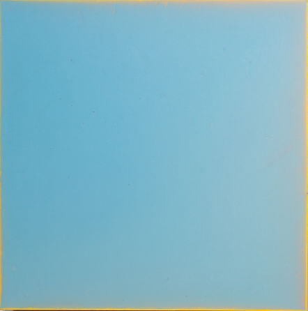 Blue plane 51  24 x 24 acryl on panel 20