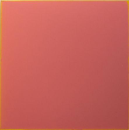 Pink plane 4  24 x 24 acryl on panel 201