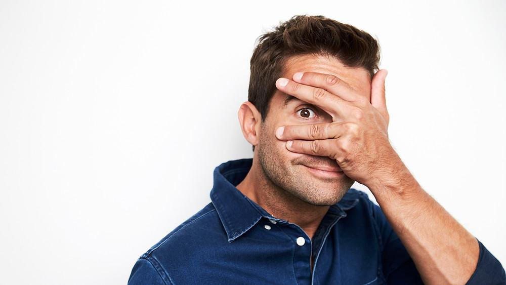 1. Peek-a-boo