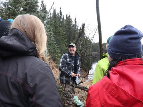 2e tournée en foresterie autochtone : à la rencontre des Innus de Pessamit