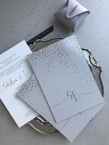 Confetti-Silver