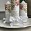 Thumbnail: Anne Marie Wedding Candle set