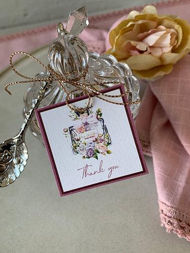 La Fleur - Gift Tag