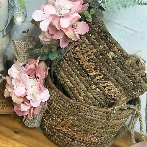 Personalised Baskets