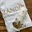 Thumbnail: Zander Christening  Candle