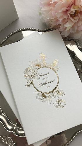 Catherine & James
