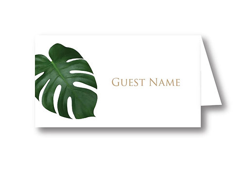 Russell - Place Card