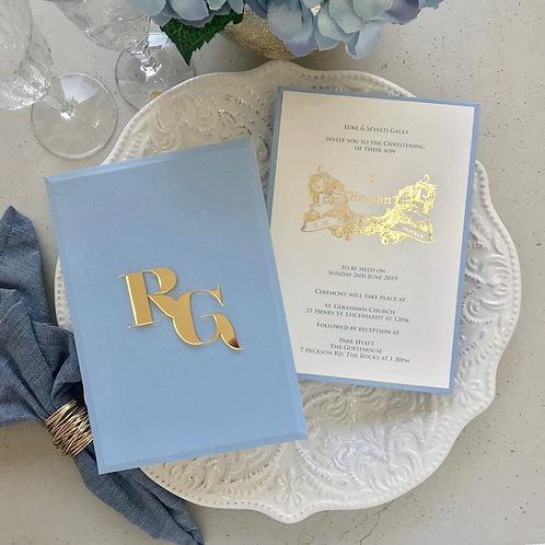 Roman Invitation