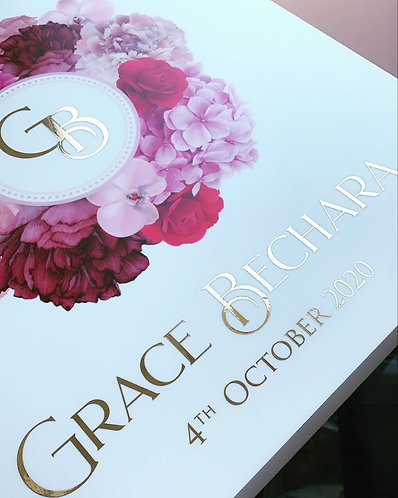 GRACE - Christening box
