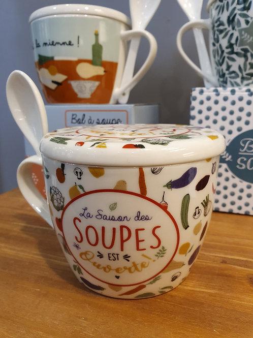 Le Bol a Soupe 'La saison des soupes'