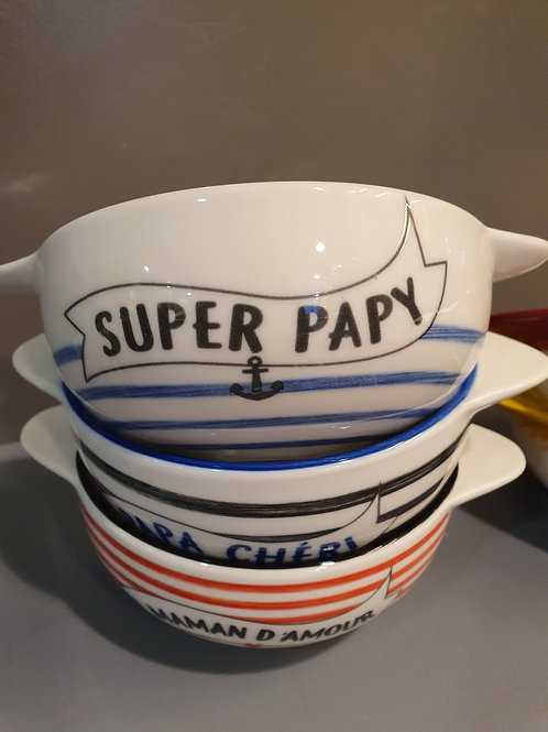 Bol a anses Super Papy