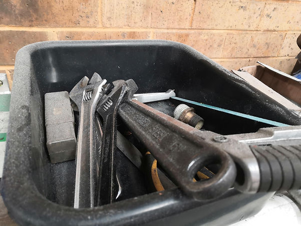 EMC Basin {with tools}