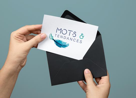 Logo Mots & Tendances