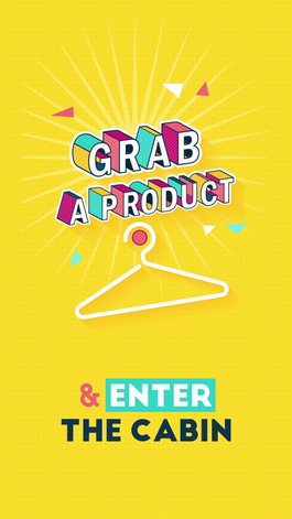 Grab a product