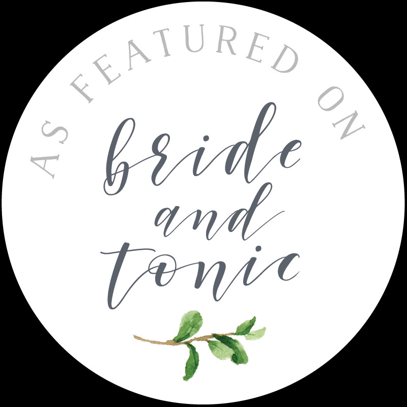 Bride and Tonic