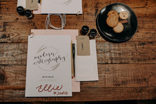 derby and nottingham beginners calligrap