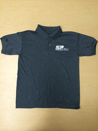 Youth Charcoal Polos