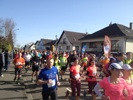 Photos course de la Wantzenau 2017 semi-Marathon