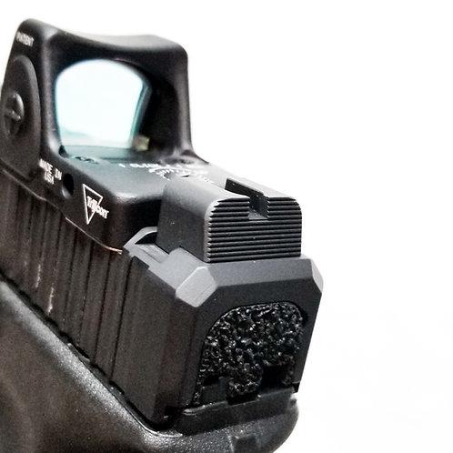 "LWS Super Charger sight set ""Black irons"""