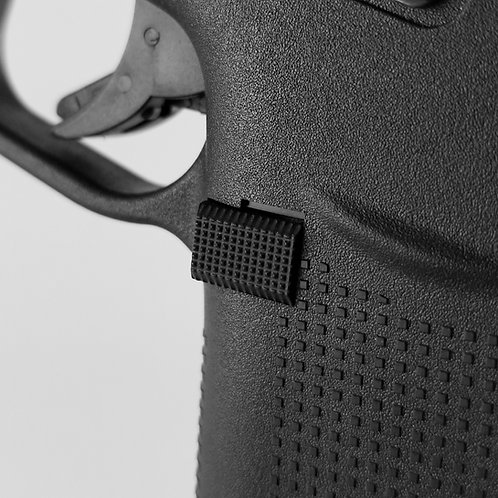 LWS G43X/48 mag release (Black)