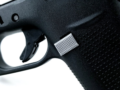 LWS G43X/48 mag release (Silver)