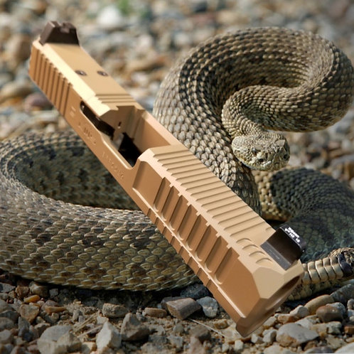 "LWS ""Rattle Snake"" slide milling package"