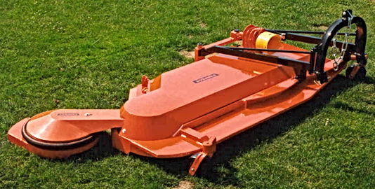 Solar Field Mower