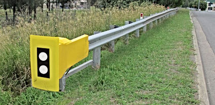 Guard Rail Mower