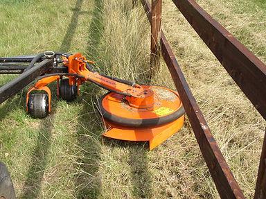 Fence Mower