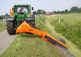 Roadside & Ditchbank mowers