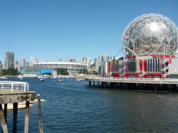 View from Olympic Village