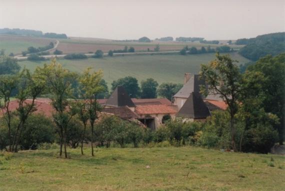 Le château de Bionville-sur-Nied