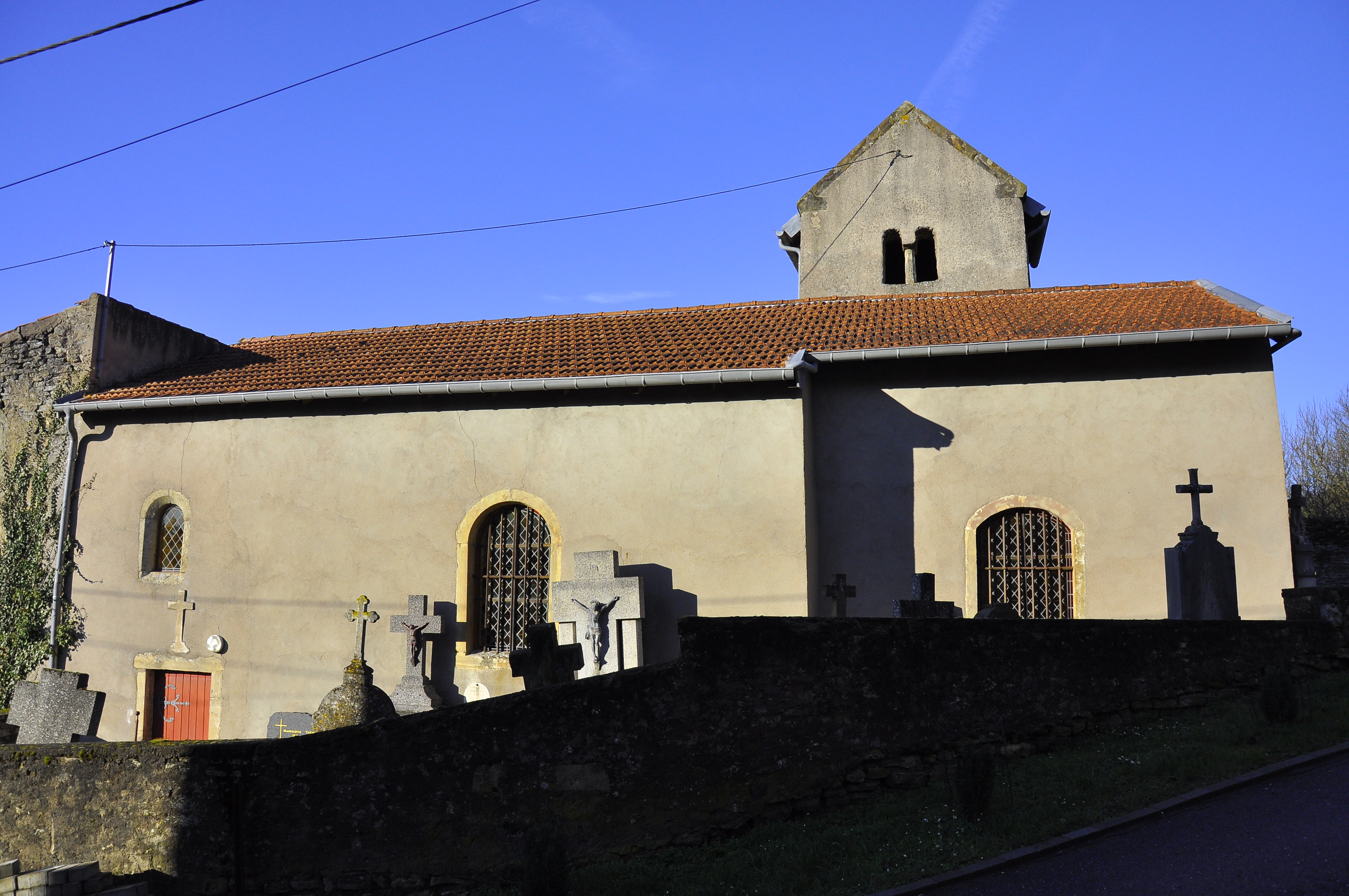 Vue de la Rue de la Chapelle