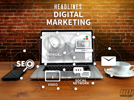Digital Marketing - October Headlines in a Snapshot