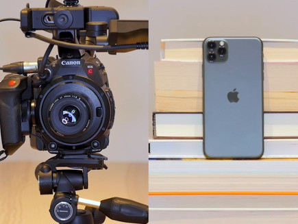 How to Film Videos at Home