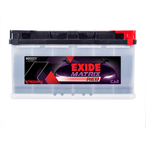 EXIDE MATRIX MTREDDIN100