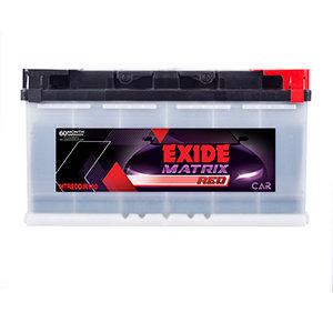 EXIDE MATRIX MTREDDIN100