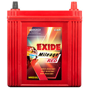 EXIDE MILEAGE ML38B20L