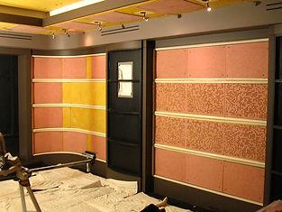 acoustic solutions, acoustic panels, crestron, theo kalamirakis, sound panels