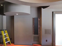 home theater acoustics, acoustic fabric panels