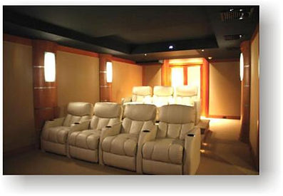 acoustic solutions, CEDIA, theater seats, acoustic wall panels